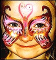 kinderschminken eventschminken bodypainting facepainting. Black Bedroom Furniture Sets. Home Design Ideas