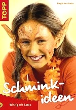 Buch Schminkideen Birgit Hertfelder